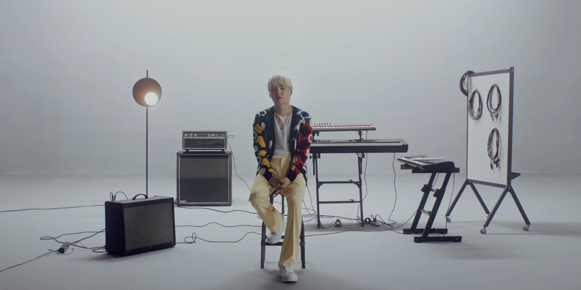 BTS' SUGA reimagines Samsung Galaxy's iconic ringtone 'Over The Horizon'