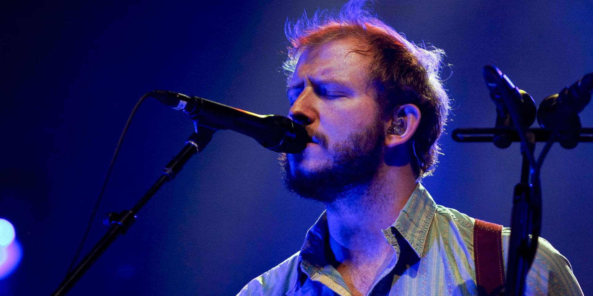 Bon Iver premieres two new songs at live show