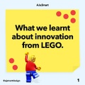 What we learnt about Innovation from LEGO Preview Illustration