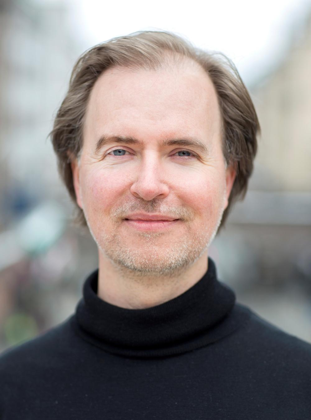 Fabian Grapengiesser, vd och grundare StockRepublic