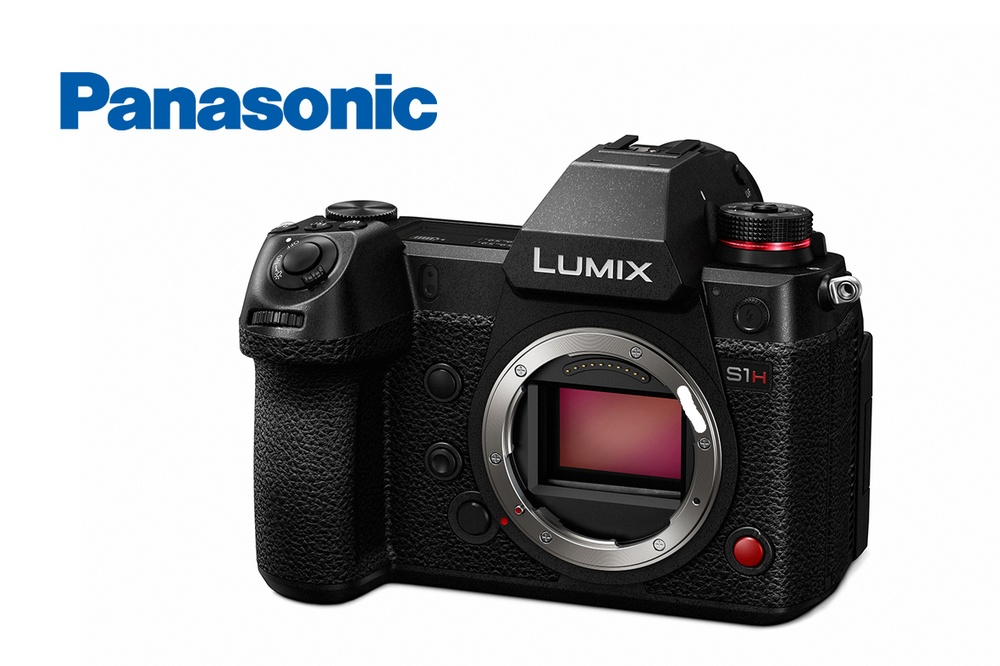New Firmware for Panasonic S1H
