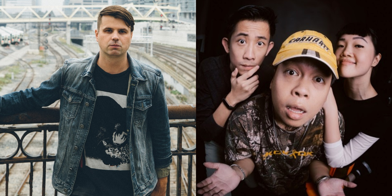 EMONIGHTSG announces show with Silverstein frontman