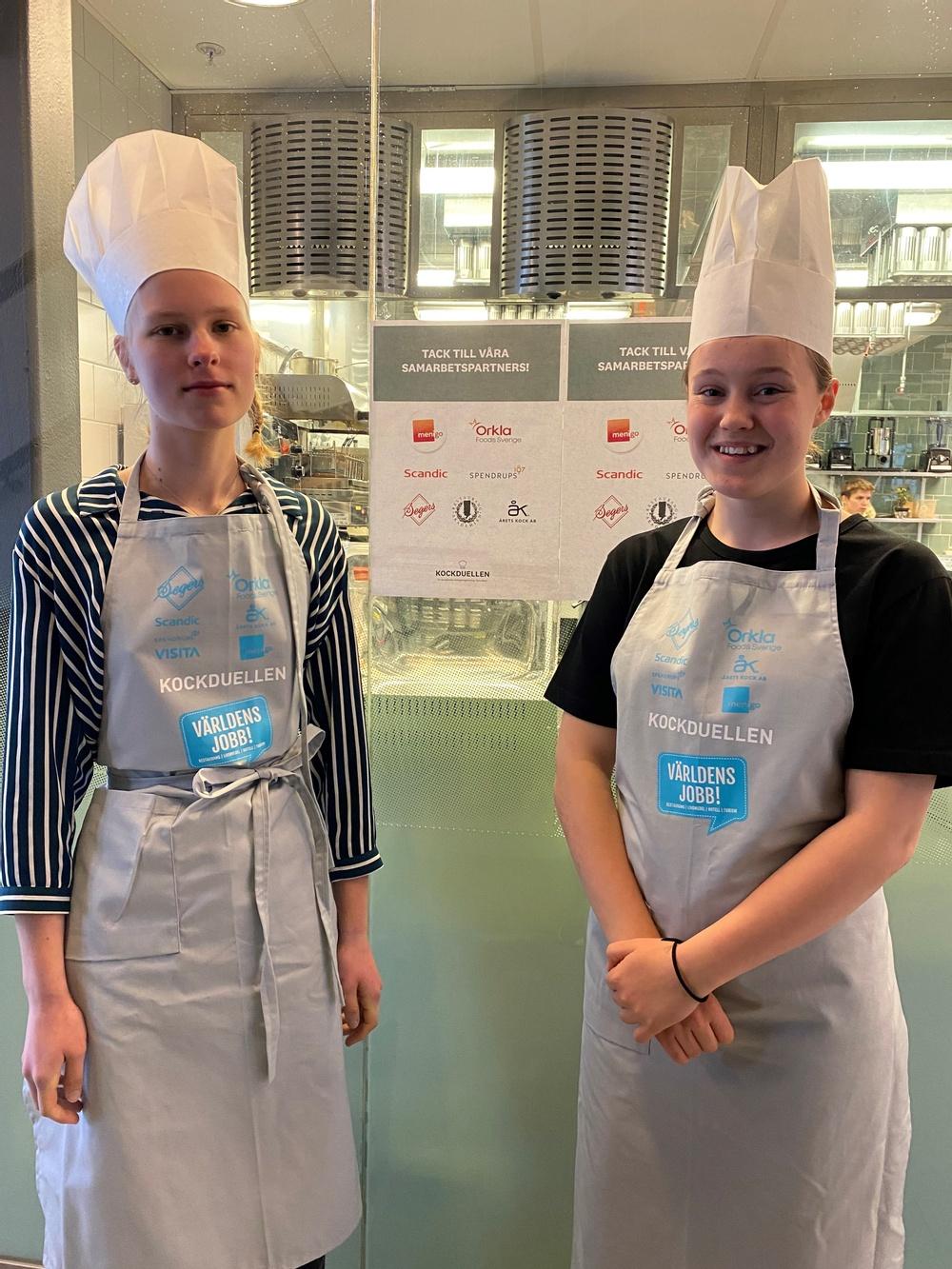 Ester Swenson och Ester Carlberg Ericsson