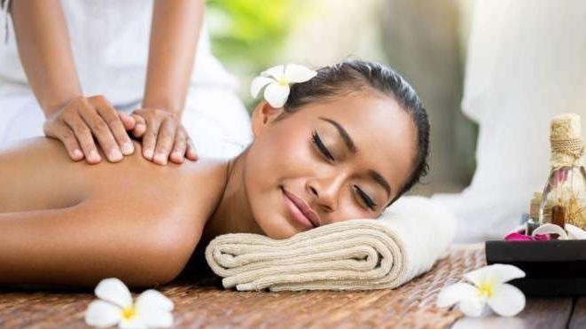 Représentation de la formation : Massage Balinais