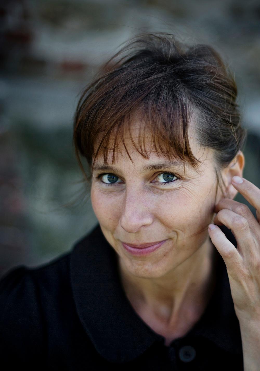 Författarporträtt: Ida Magntorn  Foto: Jenny Leyman
