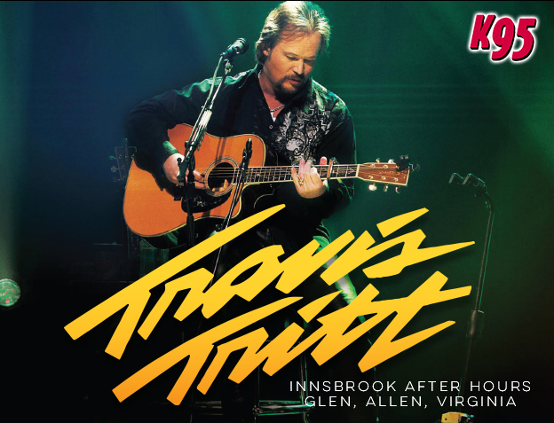 IAH- Travis Tritt, August 18, 2018, gates 5pm