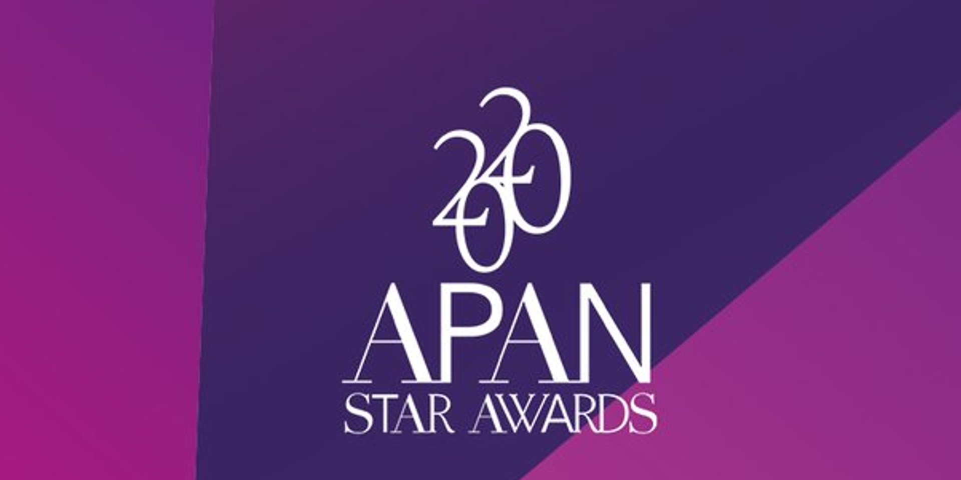 Here's how to watch the 2020 APAN Awards