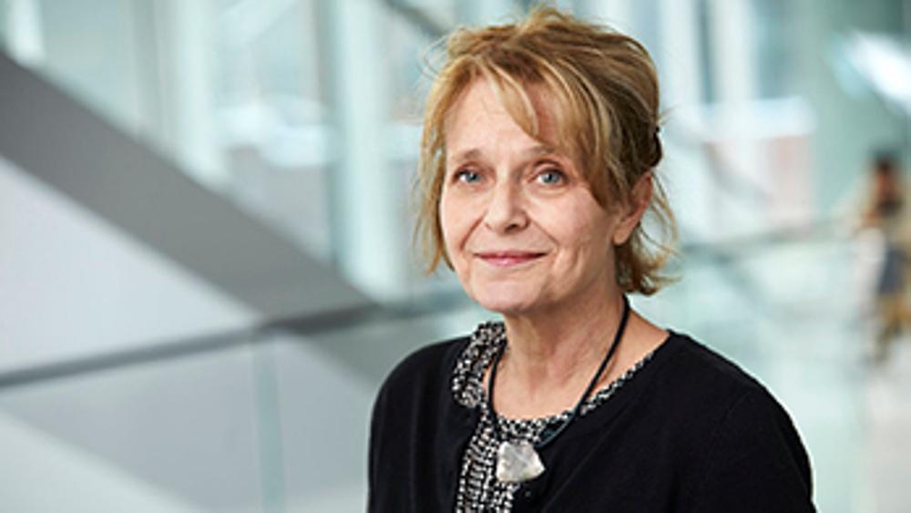 Clara Hellner, forsknings- och innovationsdirektör, Region Stockholm