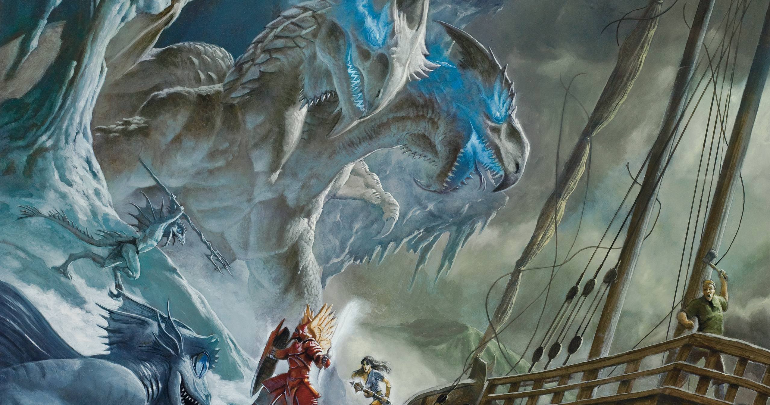 Dungeons and Dragons: A Fun Adventure | Small Online Class ...