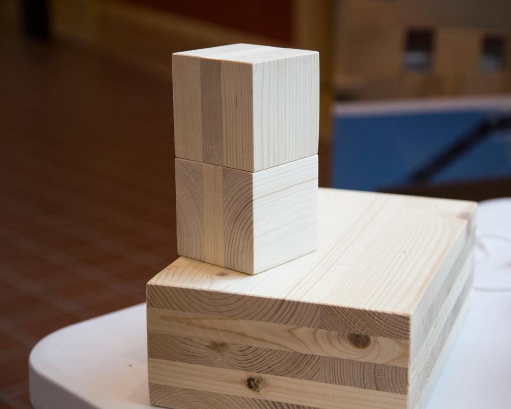 CLT wood