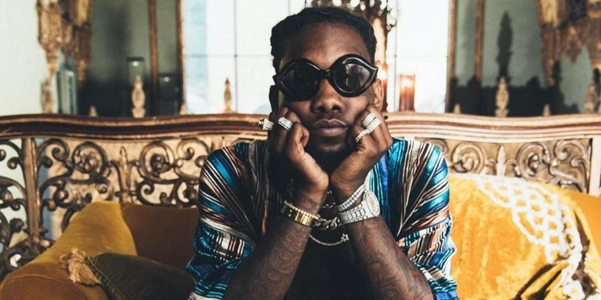 Offset unveils first solo album Father of 4