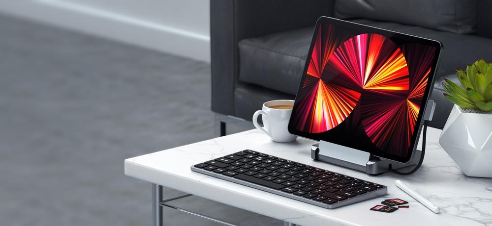 Satechi Stand & Hub för Mac mini med M.2 SSD-plats