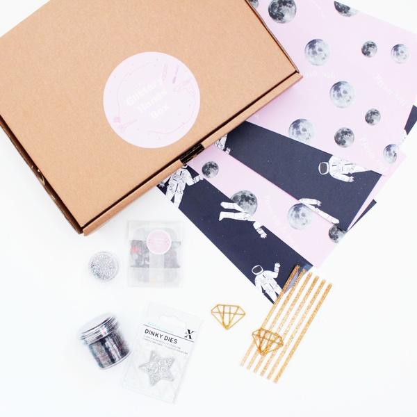MAY Space themed Mini  Box