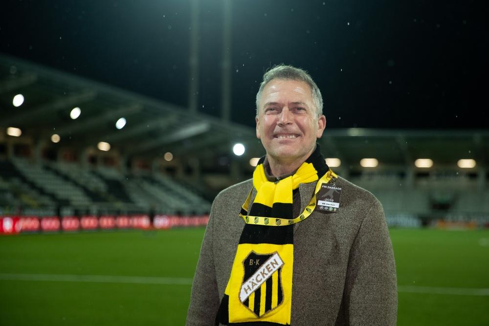 Sonny Karlsson lämnar rollen som sportchef i BK Häcken efter 13 år på posten.