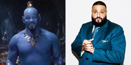 "Will Smith and DJ Khaled release ""hip-hop"" rendition of Aladdin classic 'Friend Like Me' – listen"