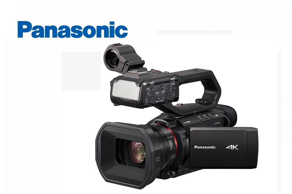 Panasonic nya kompakta videokameror börjar levereras