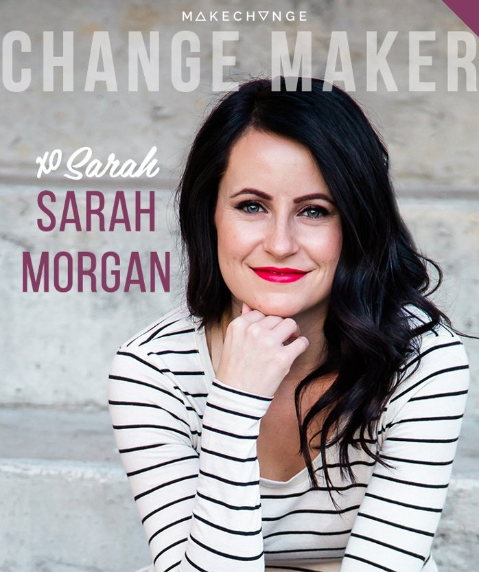 Sarah Morgan of XO Sarah shares what it's like to quit your day job, join the circus and build a successful business with blogs, courses and ebooks.