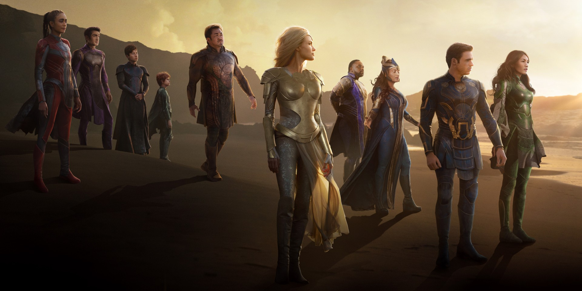 Marvel Studios' Eternals' final trailer gives first look at the Deviants – watch