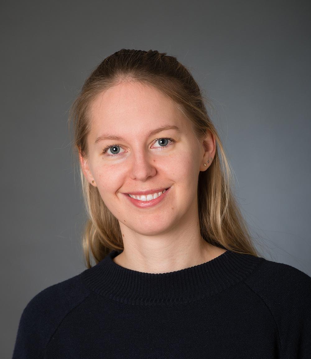 Hanna Liljeqvist, forskningsassistent, Sbi. Foto: Eva Dalin