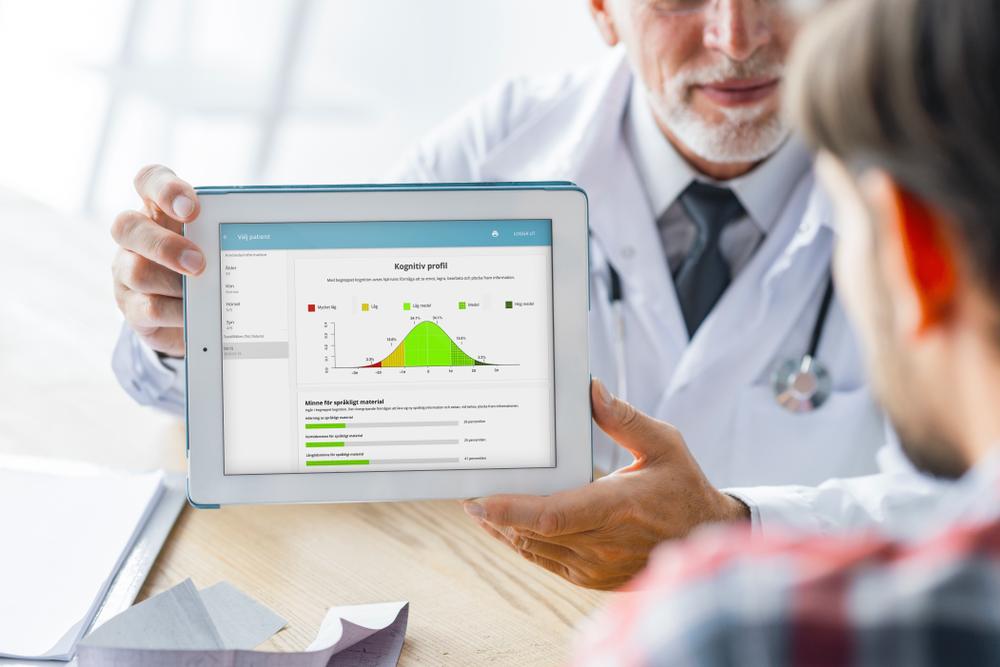 Mindmore utvecklar en digital plattform för kognitiv testning vid utredning av demens, depression och utmattningssyndrom.