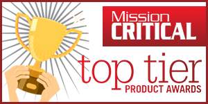 Mission Critical Top Tier Product Awards