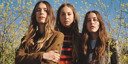 HAIM tease new musical direction with Instagram clip