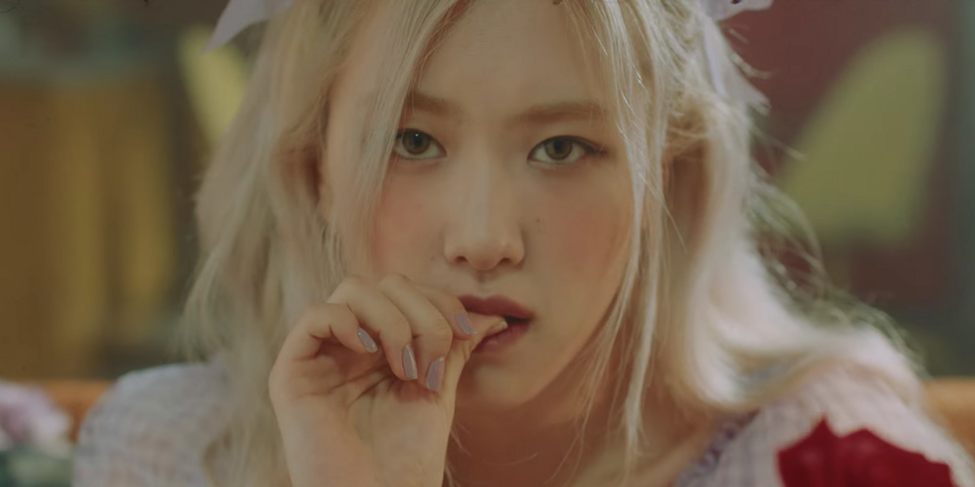 BLACKPINK's ROSÉ remembers the past in new music video for 'Gone' – watch