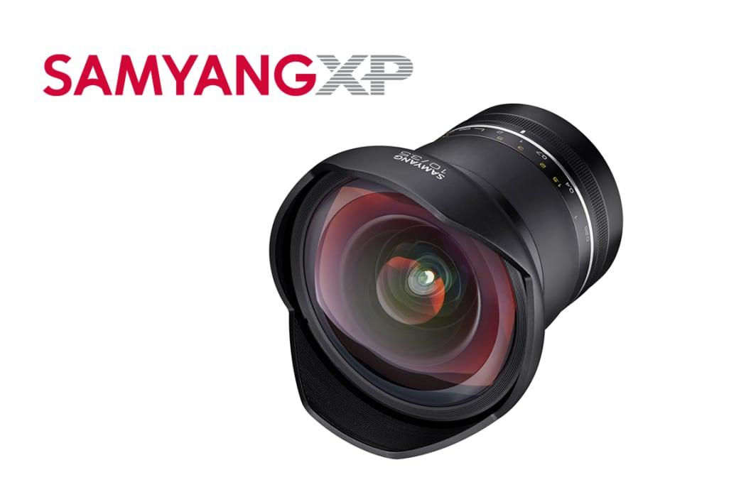 Samyang toob välja ülilainurkobjektiivi täiskaadrisensoriga kaameratele