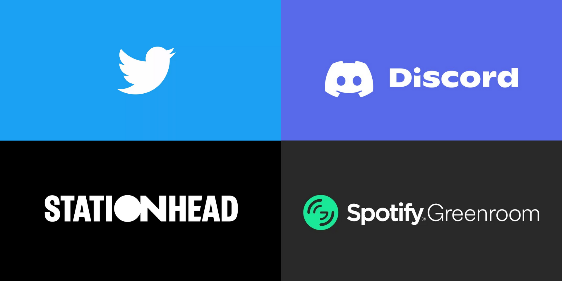 7 social audio room apps to check out - Stationhead, Spotify Greenroom, Discord Stages, Twitter Spaces, and more
