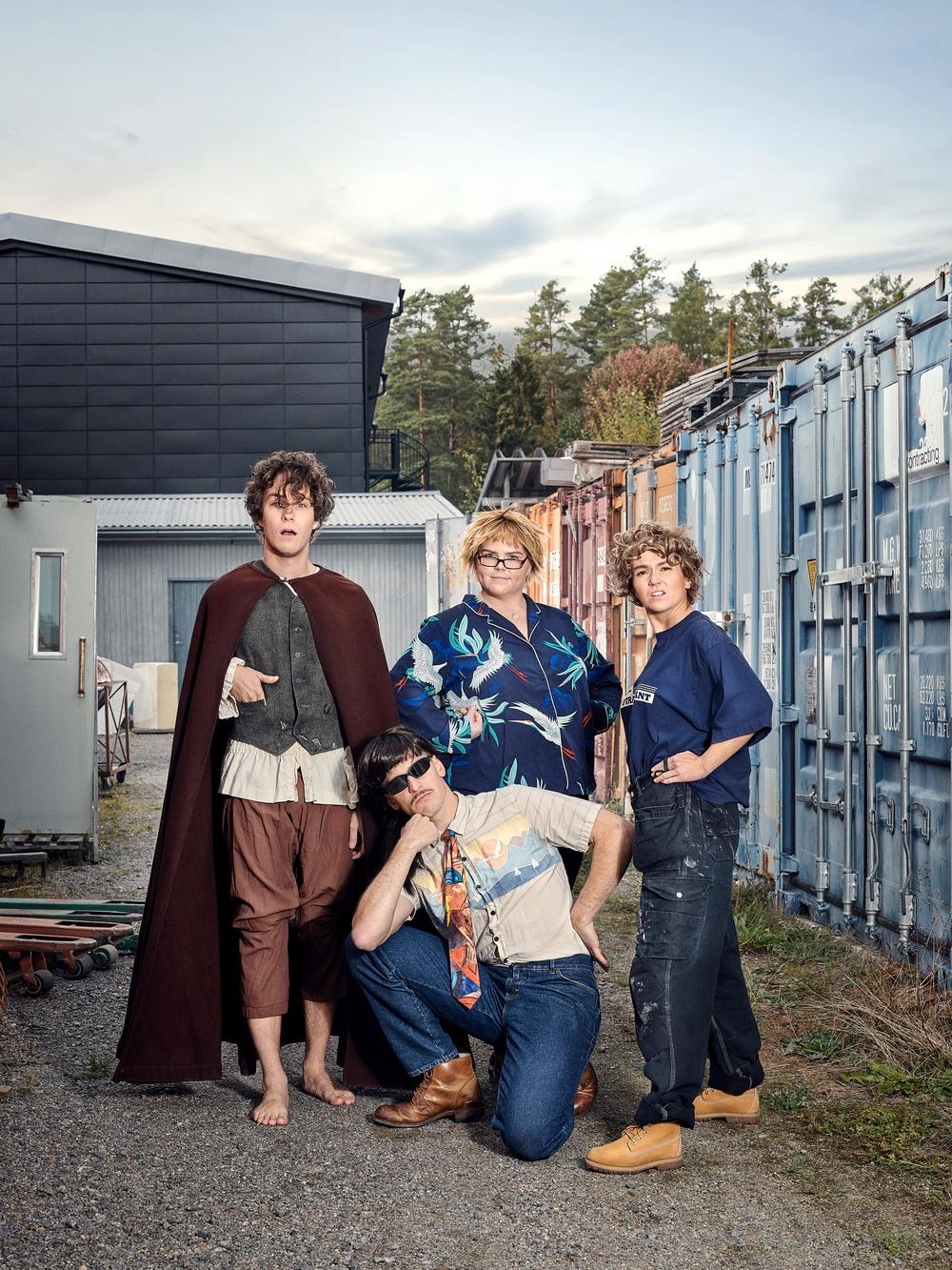 Pantamera Humor Humor-redaktionen Pantamera Humor Foto: Tobias Björkegren