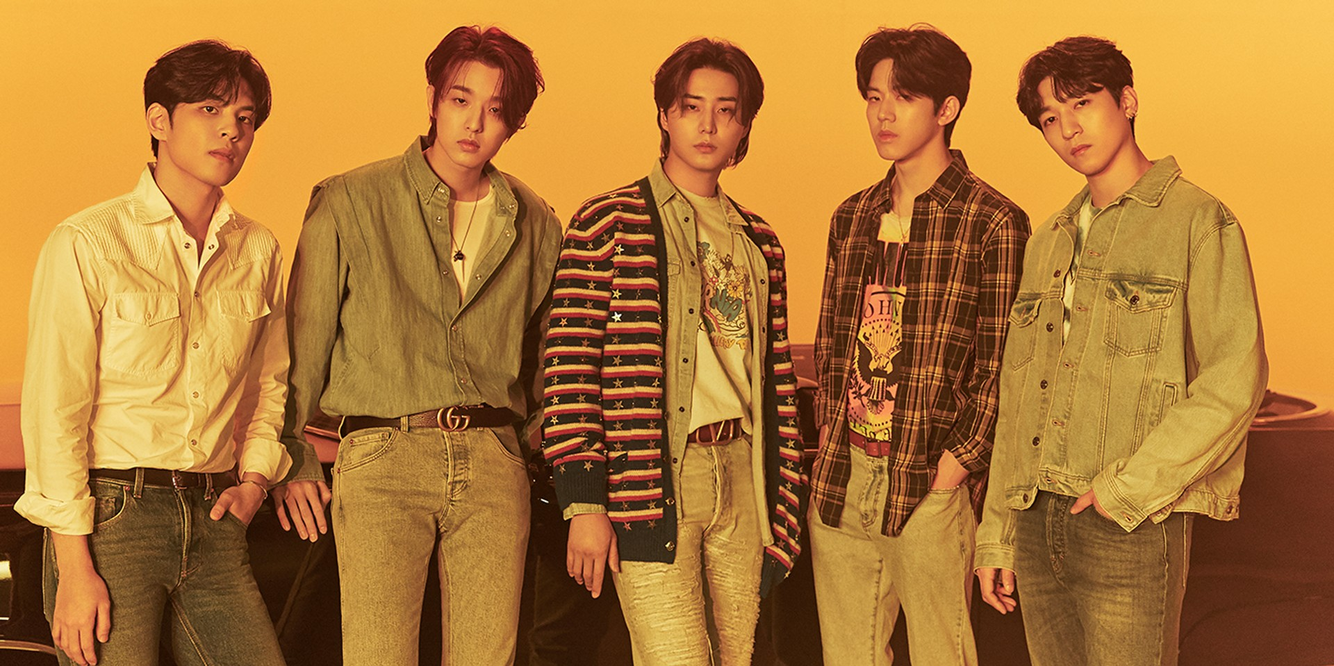 DAY6 welcome a new beginning in their latest mini-album, 'The Book Of Us: Negentropy - Chaos swallowed up in love' —listen
