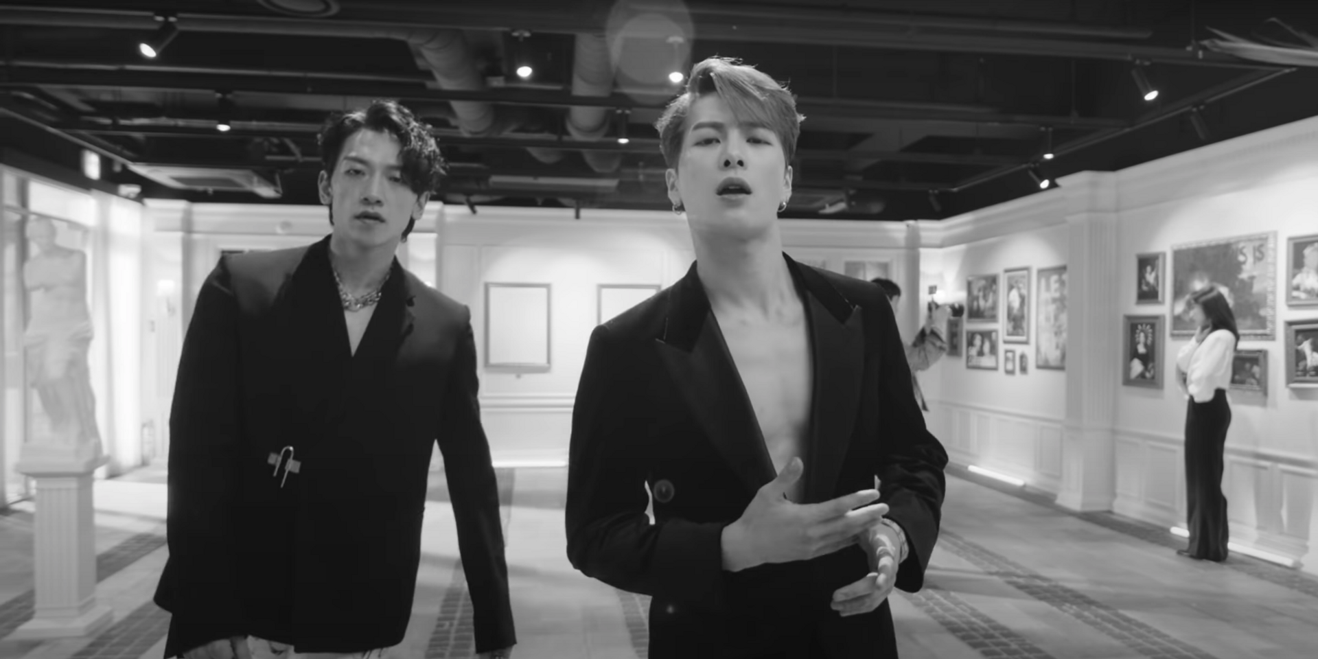 Rain and GOT7's Jackson Wang team up for new single 'Magnetic' – listen