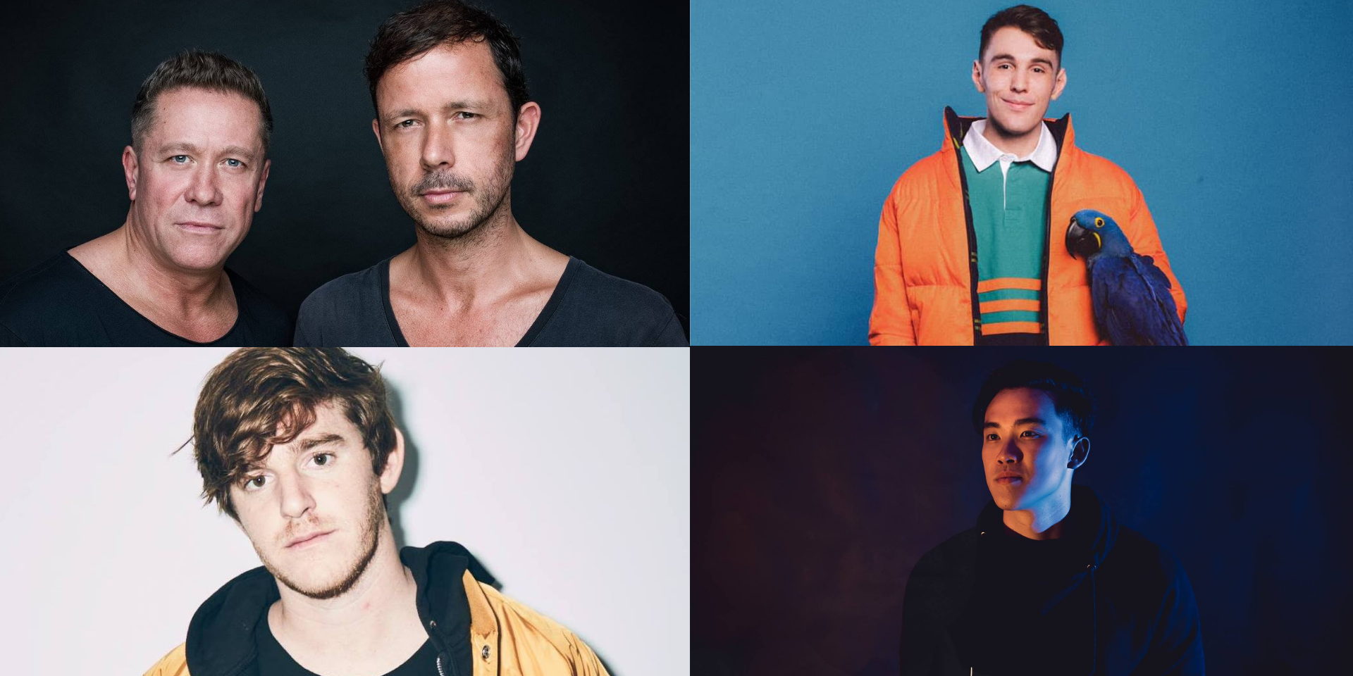 BREAKING: Cosmic Gate, MYRNE, NGHTMRE, Yung Bae, and more join Hydeout: The Prelude digital music experience debut, here's how to get tickets