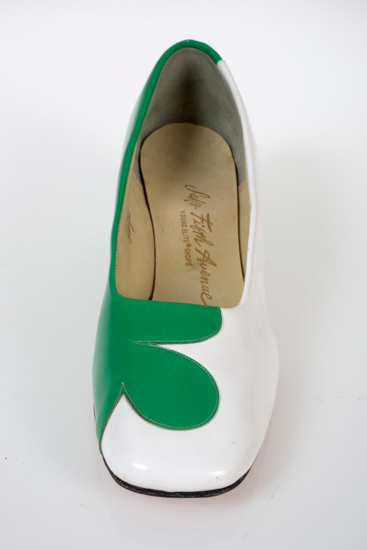 Lacksko tillverkad speciellt för varuhuset Saks Fifth Avenue i USA. Foto: Stig-Åke Jönsson/Kulturen