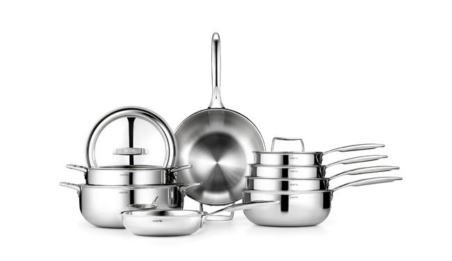 cristel cookware