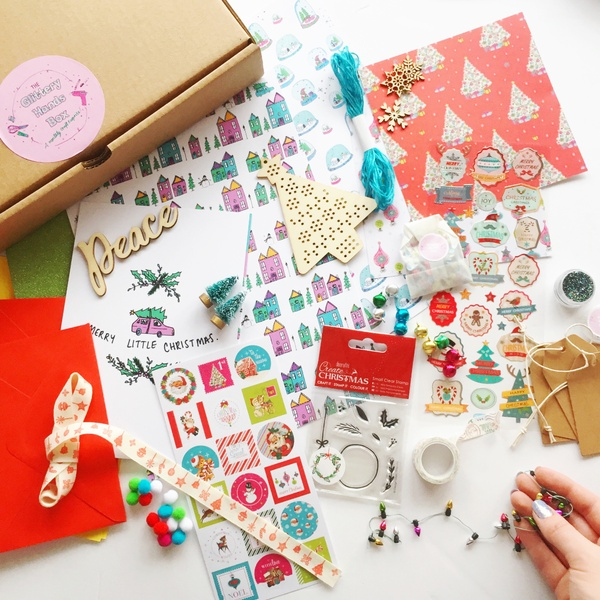 November 2017 Christmas  Box