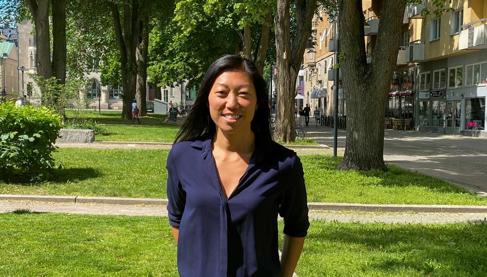 Sara Kallblad, VD Kvadrat Linköping.