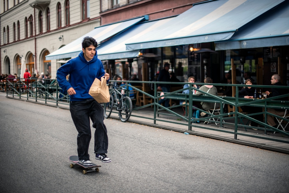 Skate Away Food - Minc Tourism Accelerator initiative