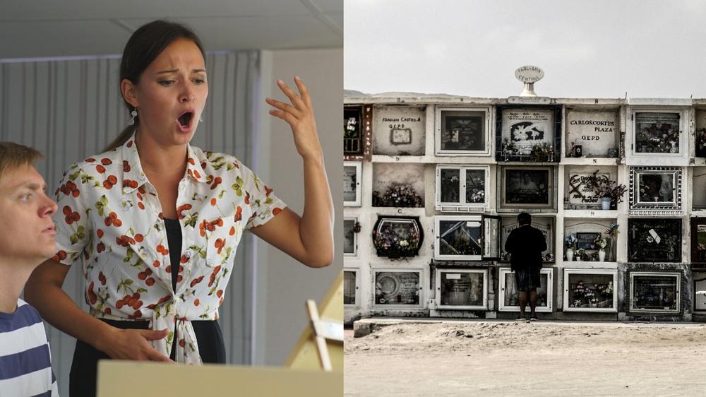 Bitter Love och Arica är utvalda till årets upplaga av dokumentärfilmfestivalen IDFA. Foto: Folkets Bio / Laika Film & Television