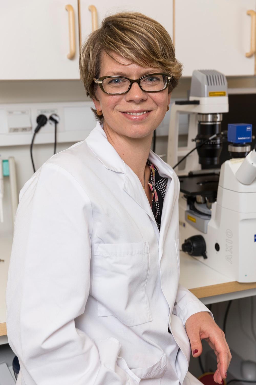 Anna Fahlgren, vd BioReperia