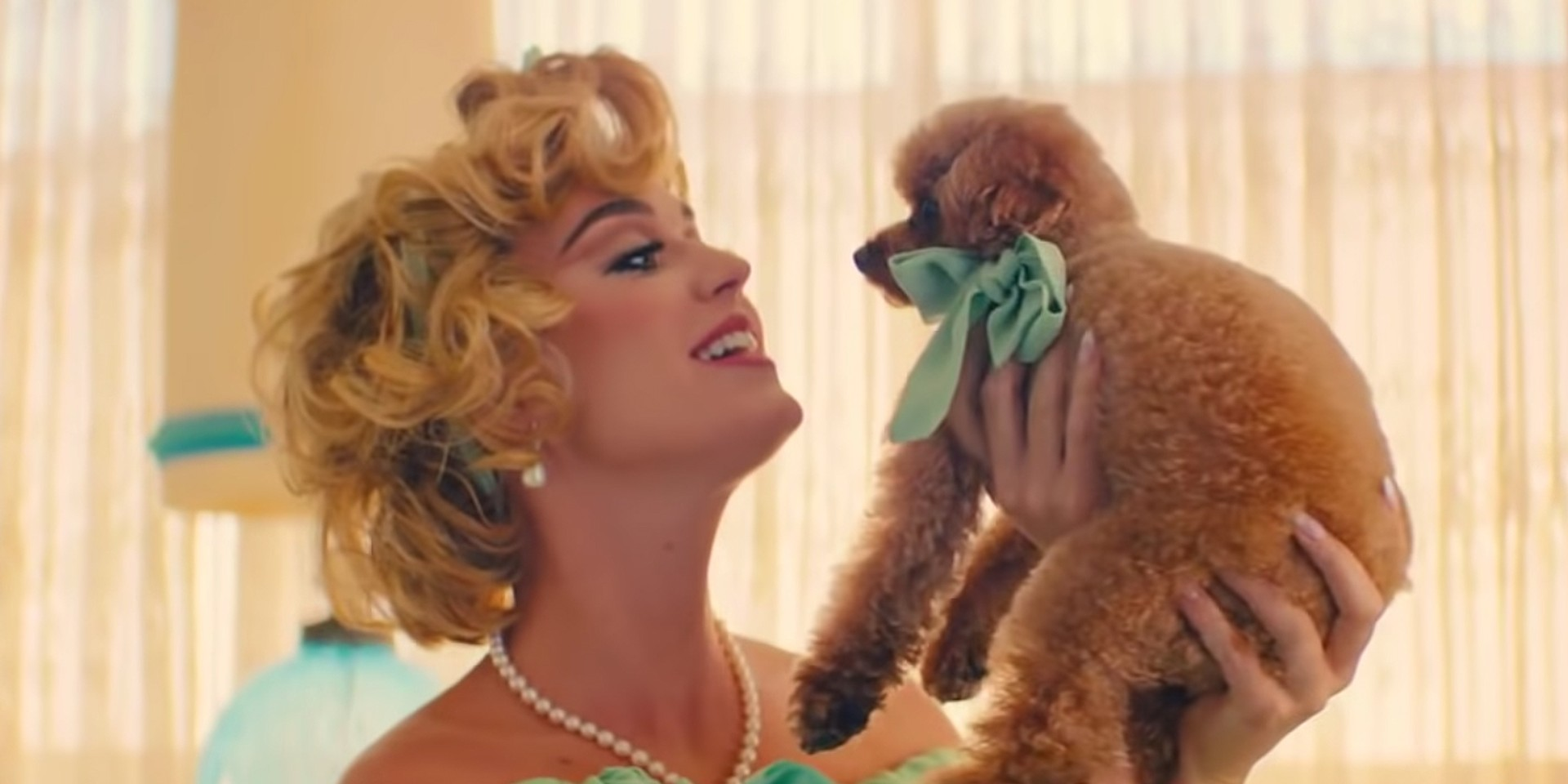 Katy Perry releases adorable new video for 'Small Talk' – watch