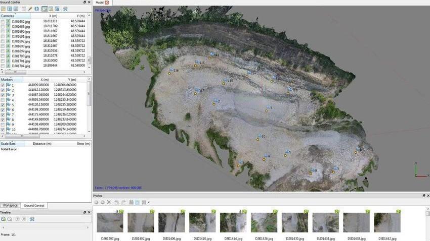 Représentation de la formation : Certification Télépilotage Drone Professionnel (Sans théorique) - Photogrammétrie