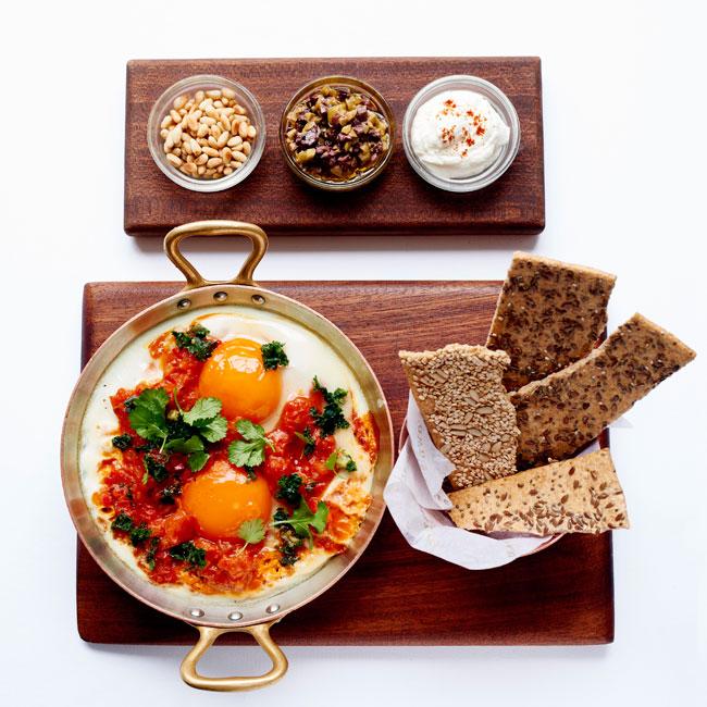 Rocco Forte Nourish dishes