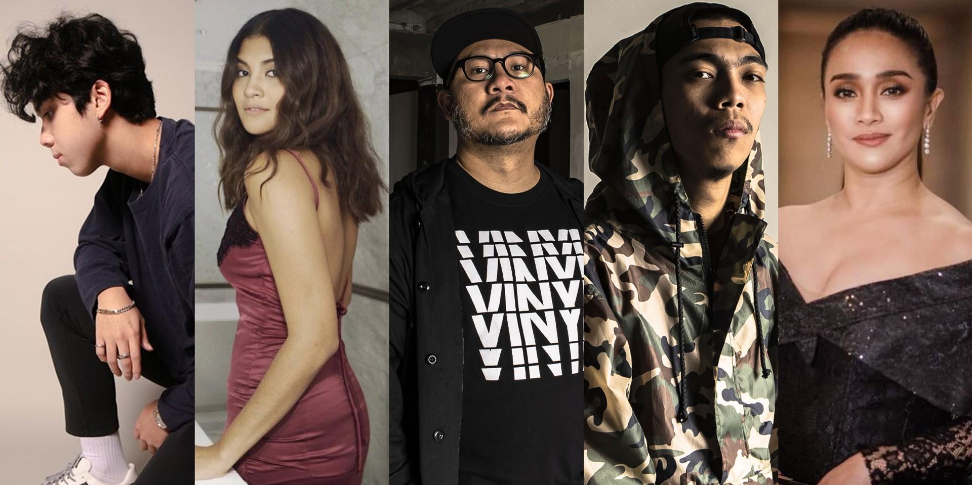 Fern., Kiana Valenciano, KJah, Juss Rye, Joana Ampil, and more release new music