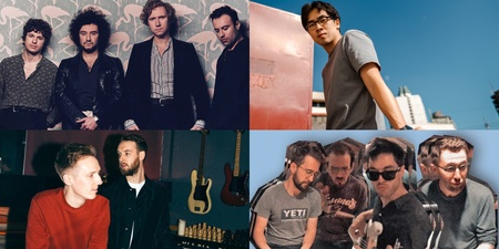The Kooks, Honne, Vulfpeck, Charlie Lim, and more added to Wanderland 2019 lineup