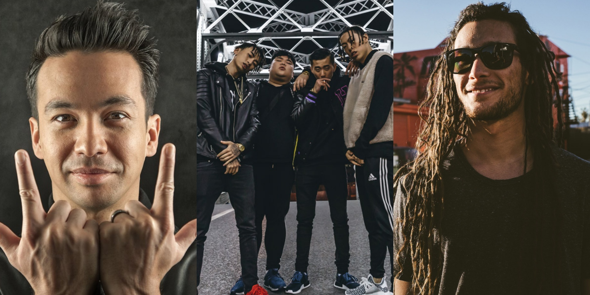 Skechers Sundown Festival 2019 announces lineup: Laidback Luke, Higher Brothers, Henry Fong and more confirmed