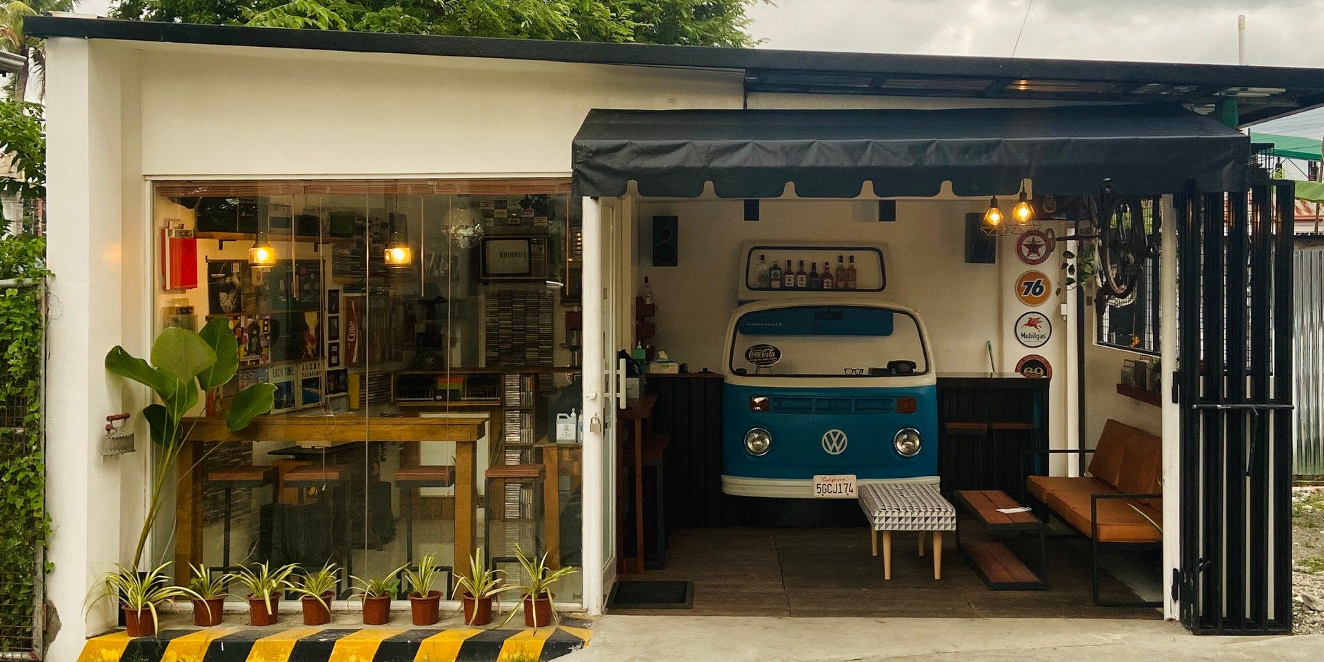 Baihaus, your tiny analog music house in the heart of Mactan