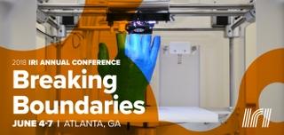 2018 IRI Annual Conference | Breaking Boundaries