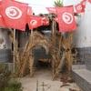 Courtyard 1, Synagogue Keter Torah, Sousse, Tunisia, Chrystie Sherman, 7/17/16