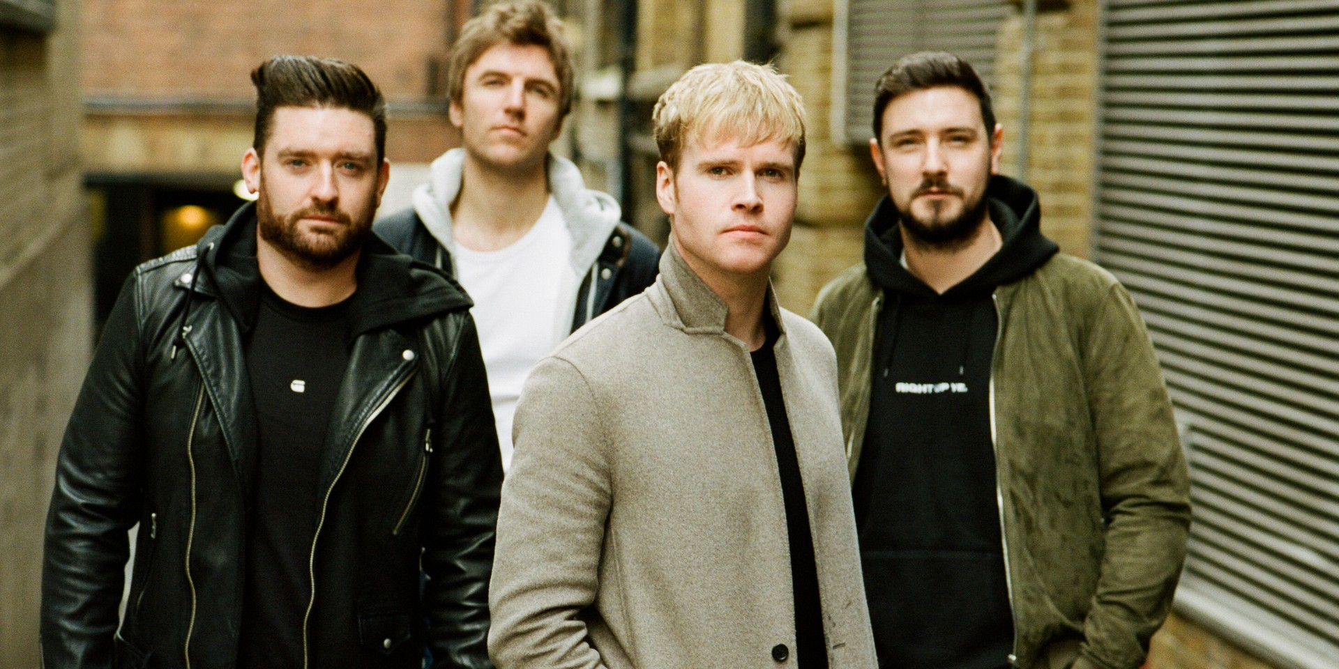 Kodaline's Steve Gariggan talks about coping with self-isolation, 'Saving Grace', the band's new album, and more